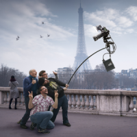Totally Overambitious Selfie: by John Flury