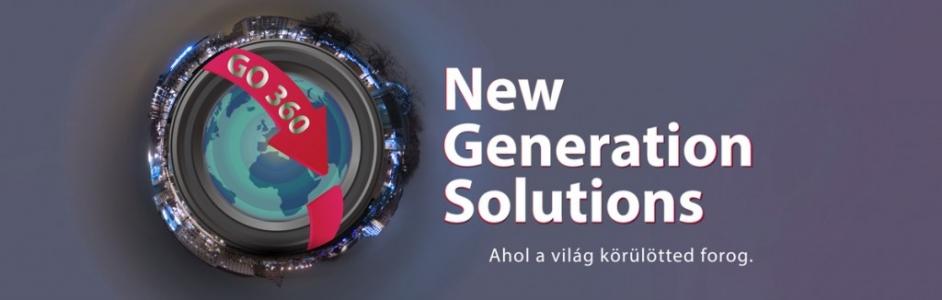 360 fokos fotózás - New Generation Solutions Stúdió